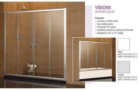 White Shower Door Steam Shower Doors By Dreamline