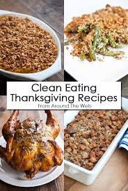 thursday recipe linkup thanksgiving recipes