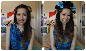 headband waves hair tutorial easy twist waves taken by