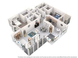 2 Bed 2 Bath House Plans Retirement Community Listing And Floor Plans Tidepointe Vi