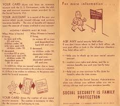social security and your immigrant ancestorssocial security change