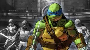 teenage mutant ninja turtles teenage mutant ninja turtles mutants in manhattan leonardo