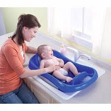 Baby Bath Tub With Shower Baby Bath Tub Sling Newborn Toddler Infant Seat Shower Bathing