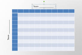 Football Squares Template Excel How To A Simple Football Squares Template Powerpoint
