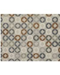8 X10 Area Rugs Amazing Deal Crate Barrel Destry Geometric Rug 8 X10