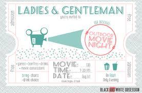 movie night invitations template free printable movie invitation u2013 orderecigsjuice info