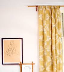 mustard yellow blockprint curtain home decor lighting ichcha mustard yellow blockprint curtain home decor lighting ichcha scoutmob product detail