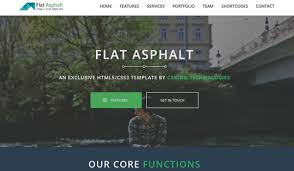 bootstrap themes free parallax 25 free twitter bootstrap templates web design beat