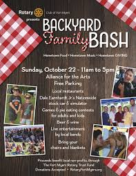 bacjyard jamboree serves up local food music and fun