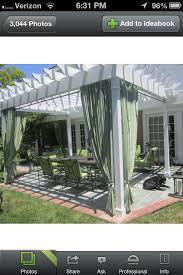 best 25 pergola drapes ideas on pinterest pergola curtains