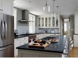 clear glass pendant lights for kitchen island functional kitchen island with sink home furniture design