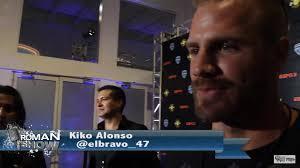 miami dolphins player kiko alonso talks mma 2017 season and