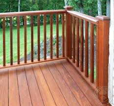 decorative deck spindles handrail and decking shipped direct to