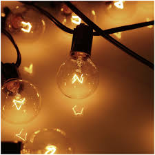 String Lighting Outdoor by Backyards Chic Lights For Backyard String Lights For Outdoor