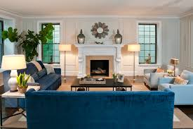 Two Different Sofas In Living Room Enchanting Two Sofa Living Room Design Contemporary Best Ideas