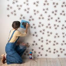 13 maneras de decorar tu habitación con estrellas wall