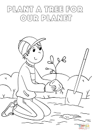 earth day coloring pages supporting our planet on earth day