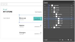 tutorial illustrator layers how designers can create interactive prototypes with illustrator