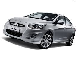 are hyundai accent cars hyundai accent car on the road wallpapers and images wallpapers
