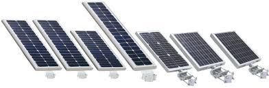 all in one solar street light street light parking lot al kharafi solar energy