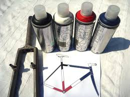 review spray bike paint road cc