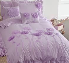Lilac Bedding Sets Floret Lilac Quilt Cover Set Flower Bedding Bedding Dreams
