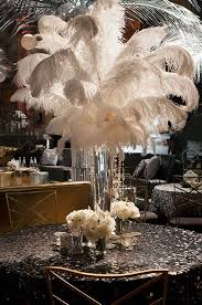 20 truly amazing tall wedding centerpiece ideas feather