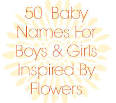 All Types Of Flowers List - flowers names 50 baby names inspired by flowers disney baby