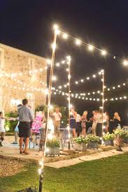 String Of Patio Lights Outside String Hanging Light With Best 25 Patio Lights Ideas On