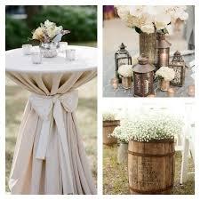 idã e deco mariage décoration mariage chêtre plus de 50 idées originales