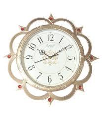 sunray circular analog wall clock buy sunray circular analog wall