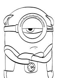 despicable me 3 coloring pages getcoloringpages com