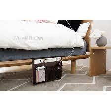 4 pockets household bedside pocket sofa hanging storage organizer