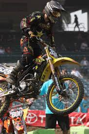 ama motocross registration rockstar suzuki in for ama outdoor title chase in motocross