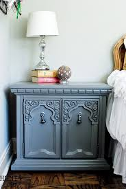 glam nightstand for an almost teenage u0027s bedroom hunt and host
