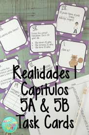 34 best spanish realidades 1 images on pinterest worksheets