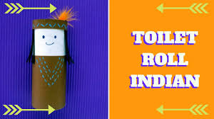 thanksgiving craft toilet paper roll indian toilet paper roll