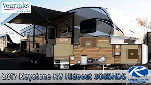 for sale 2017 keystone rv hideout 308bhds review grand rapids
