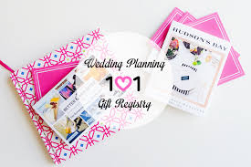 wedding planning 101 wedding planning 101 selecting a wedding gift registry
