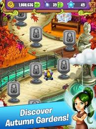 mahjong garden four seasons free tile game android apps on