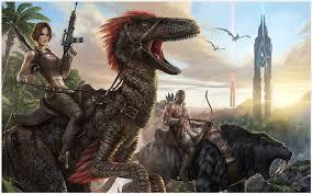 ark survival evolved gaming wallpaper ark survival evolved