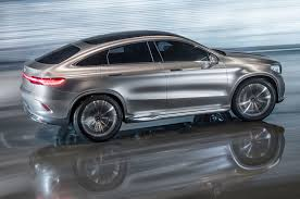 suv mercedes mercedes benz concept coupé suv first look