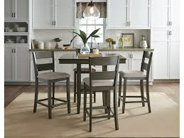 dining room counter height tables standard furniture dining room counter height table with 4 chairs