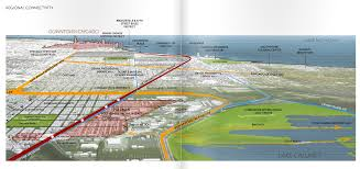 Chicago Shopping Map by Imagining A Future Pullman National Park Campus Curbed Chicago