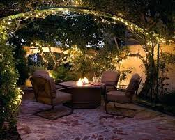 Garden Patio Lights Patio Lighting Ideas Outdoor Garden Lighting Ideas Outdoor Garden