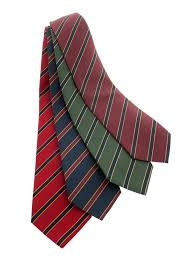 wide tie atkinsons wide regimental stripe poplin tie mens from a