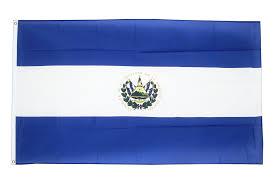 Salvadoran Flag Flagge El Salvadors Kaufen 90 X 150 Cm Flaggenplatz At