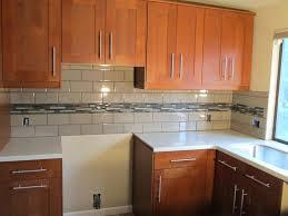 simple tile backsplash design simple glass tile kitchen home
