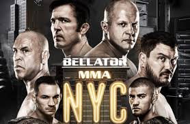 bellator makes their nyc debut tonight at madison square garden