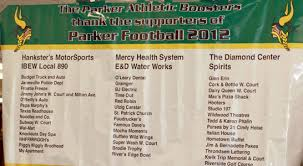 Hometown Buffet Janesville by Janesville Wi Parker High Football 2012 Feature Annual